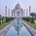 About Rs.13 Cr allocated for development works at Taj Mahal in 3 years