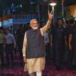 PM Modi has not only created history in India, but also in world