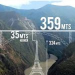 Engineering marvel: The world's highest railway bridge linking Kashmir Valley with the rest of India