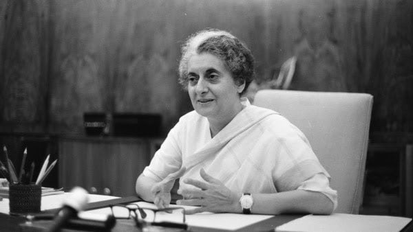 Tributes to first women Prime Minister of India | PC - Twitter