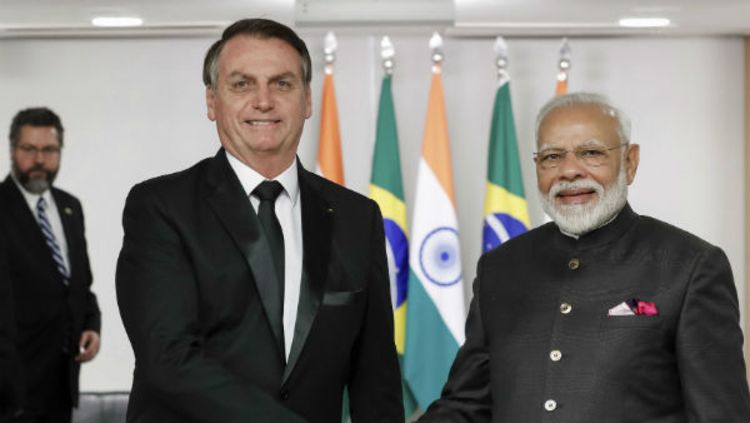 Brazilian President Bolsonaro will be the chief guest of the Republic Day celebrations in January 2020