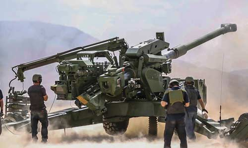 Made in india defense