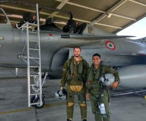 Indo-France-joint-exercise